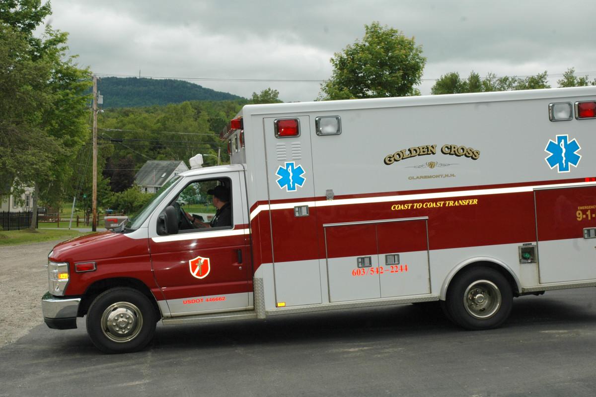 GCA Ambulance Claremont